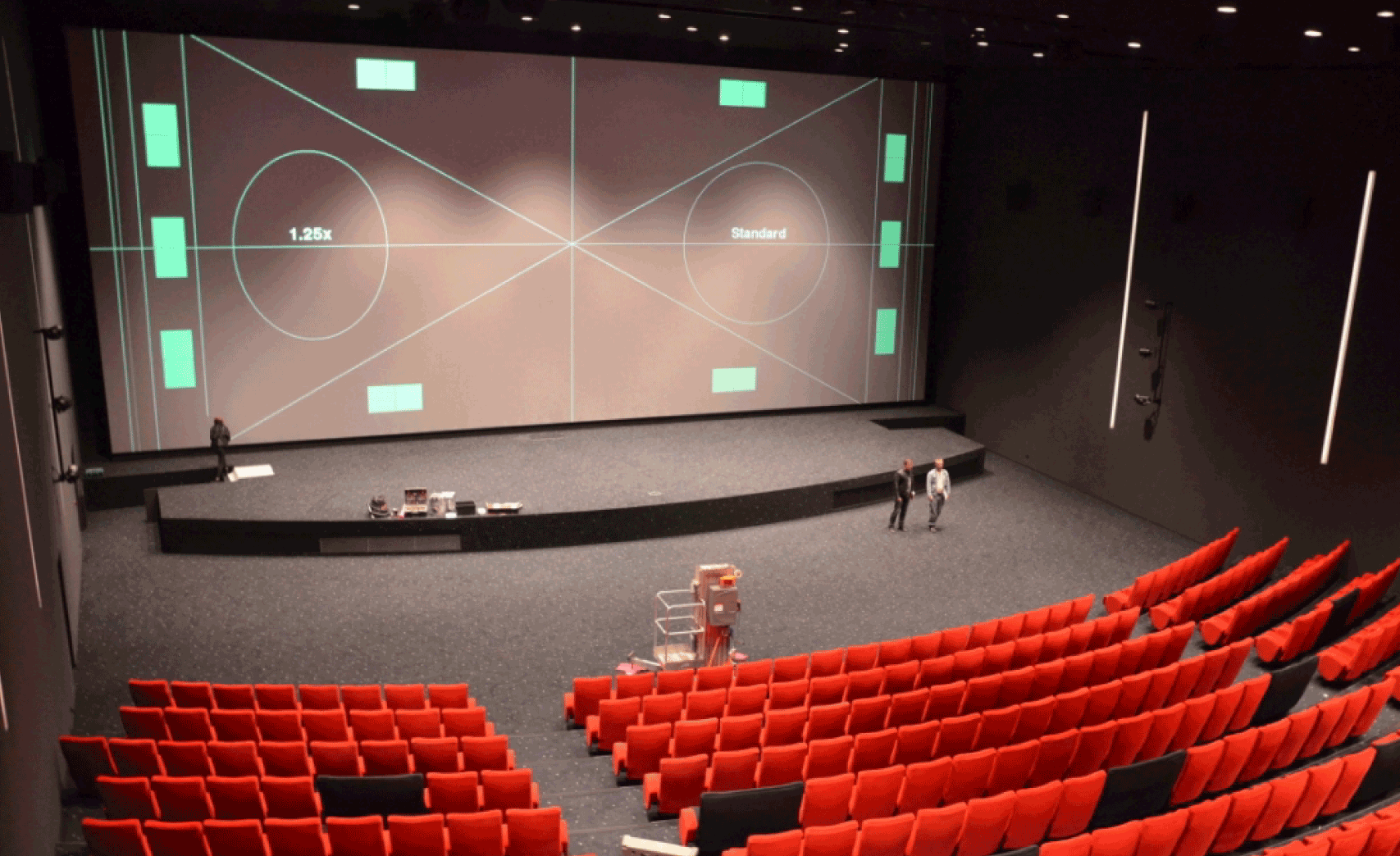 grande salle cineland